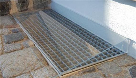 Regenschutzabdeckungen kellerschacht wasser feuchtigkeitsschutz wieroszewsky - Fenster mit lichtschacht ...