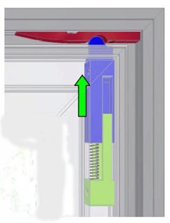 die neher insektenschutz schiebet r bekommt eine neue bremse wieroszewsky. Black Bedroom Furniture Sets. Home Design Ideas